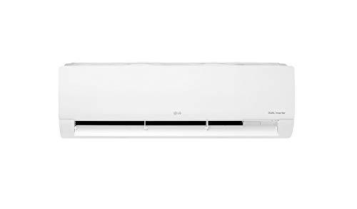 LG 1.0 Ton 5 Star Inverter Split AC (Copper, JS-Q12HUZD, White)