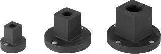 Reducing Adapter 3 Pc. Sleeve Type Assorted Drive Set-2pack