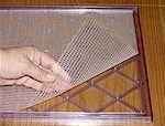 """Excalibur 11"""" x 11"""" Polyscreen Mesh Tray Screen Inserts for"""