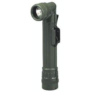 Rothco Mini Army Style Flashlight, Olive Drab