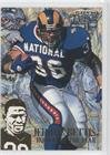 Jerome Bettis (Football Card) 1994 Fleer - Jerome Bettis Rookie of the Year #12