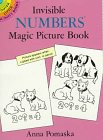 Invisible Numbers Magic Picture Book, Anna Pomaska, 0486284212