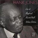 Live at Maybeck Recital Hall, Vol. 16 by JONES,HANK