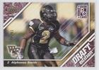 Alphonso Smith #16/75 (Football Card) 2009 Upper Deck Draft Edition - [Base] - Burgundy #14 ()