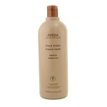 Aveda Black Malva Shampoo for Dark Shades, 33.8 Ounce