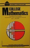 College Mathematics, Nielsen, Kaj L., 0064601056
