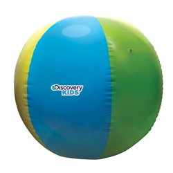 Discovery Kids Inflatable Sprinkler Ball - 36 Inchs