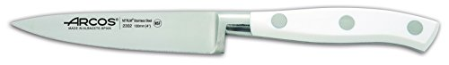 ARCOS 4-Inch Riviera Range Paring Knife with White Handle ()