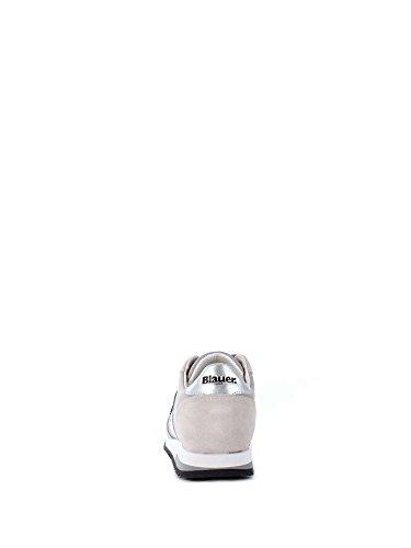 Blauer USA 8SQUINCY01/NYL Sneakers Uomo Blu Grigio