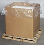 40'' x 22'' x 72'' Gaylord Liners 135 Liners/Roll