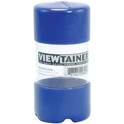 Bulk Buy: Viewtainer (6-Pack) Storage Container 2in. x 4in. Black CC24-4