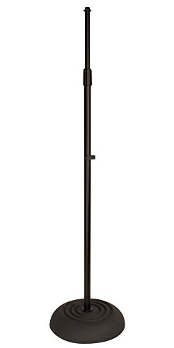 Ultimate Support JS-MCRB100 JamStands Series Round Base Microphone Stand