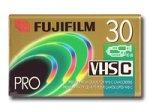 Fujifilm 3PK VHS-C VIDEO 30-MIN ( 23025038 ) by Fujifilm