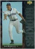 1994 Upper Deck # 24 Alex Rodriguez (RC) - Seattle