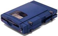 Iomega Z100P2 Parallel Port Zip Drive