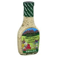 Annie's Naturals Dressing, Og, Crmy Asiago, 8-Ounce (Pack of 6) ( Value Bulk Multi-pack)