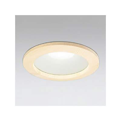 LEDダウンライト SB形 埋込穴φ150 白熱灯100W形 拡散配光 連続調光 本体色:木枠(白木) 電球色タイプ 2700K B07RZNH9NG