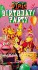 Professor Iris:Birthday Party [VHS]