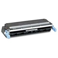 HP C9730A (HP 645A) Toner Cartridge - Black - Compatible - For Color LaserJet 5500, 5500dn, 5500dtn, 5500hdn, 5500n, 5550, 5550dn, 5550dtn, 5550hdn, 5550n