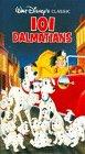 101 Dalmatians [VHS]