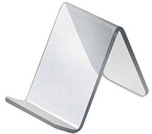 Source One 6'' Acrylic Easel Book Holder Rack Stand (144 Pack)