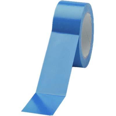"B726 Aisle Marking Tape 2"" BLUEBlue 2"" W"