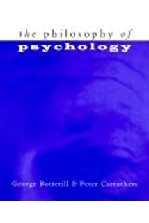 What is the philosophy of psychology?