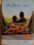book cover of Shelter Me