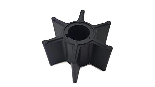ITACO Water Pump Impeller 3B7-65021-2 1 0M 3C7-65021-1 for Tohatsu Nissan Outboard Sierra 18-8924 Outboard Motor Engine Sierra 18-8924