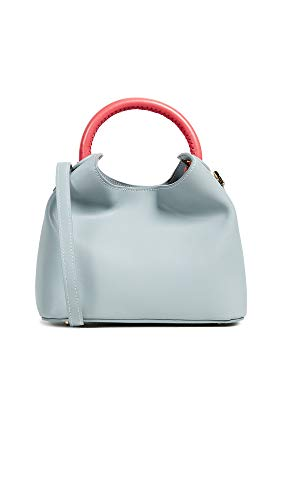 Coral Elleme Blue Grey Baozi Bag Women's waaq1TXx