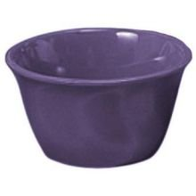 Thunder Group Western Melamine Color Bouillon Cup, 7 Ounce - 12 per case.