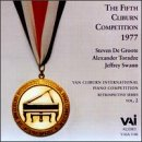 Fifth Van Cliburn Competition: 1977 (Volume 2) [Live]