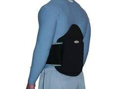 Discovery 10 Back Brace Universal Standard/25'' - 50'' by Delco Innovations Llc