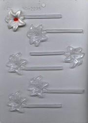 Small Lilly Pop Candy Mold by Unknown B01FYOC4GO