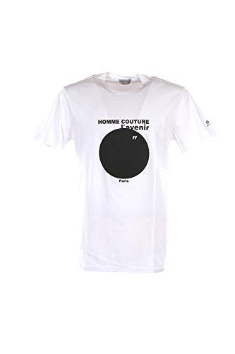 shirt Bianco T Estate Alessandrini 2xl M6930e6433902 2019 Daniele Uomo Primavera wX5E64nqx