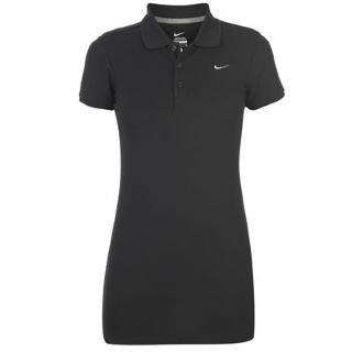 Nike Women s Polo Shirt Black (Medium)  Amazon.co.uk  Sports   Outdoors f90cf877d6