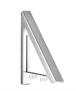 KK5 Laundry Clothes Hanger - Aluminium Folding & Retractable