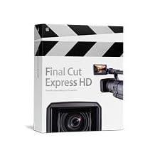 Apple Final Cut Express HD Upgrade (Mac)