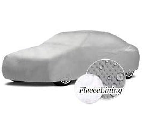 Fleeced Satin Black FS7769F5 Covercraft Custom Fit Car Cover for Select Volkswagen Cabriolet//Rabbit Convertible Models