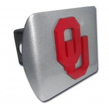 Oklahoma Sooners Hitch Cover - 4