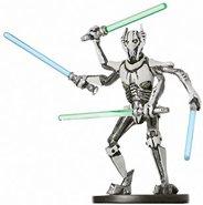 Star Wars Miniatures: General Grievous, Jedi Hunter # 31 - Revenge of the Sith - Sith Star Wars Miniatures