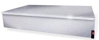 APW Wyott BWD-31 24 Bun Capacity Free Standing Dry Hot Dog Bun Warmer