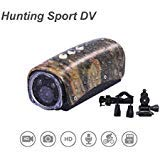 OHO 16GB 1080 HD IP66 Waterproof Action Camera Compatible for Gun, Recording up to 3 Hours Video for Hunting and with Torch Feature