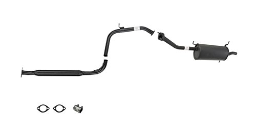 (Mac Auto Parts 16690 Ford Probe 2.0L New Exhaust System Pipe Muffler)