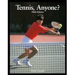 Tennis, Anyone?, Gould, Dick, 1559341688