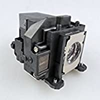 GOLDENRIVER ELPLP57 / V13H010L57 Projector Lamp Replacement Assembly with Original Bulb inside for EPSON BrightLink 450Wi 455Wi;EPSON PowerLite 450W 460;EPSON EB-440W EB-450W EB-450Wi
