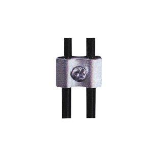 Grid joiner clip white