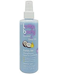 Lottabody Fortify Me Strengthening Leave-In Conditioner