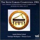 Sixth Van Cliburn Competition 1981