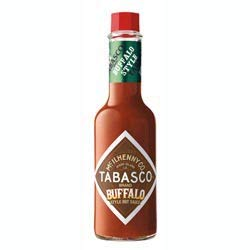 (TABASCO Buffalo Style Hot Sauce, 5 Ounce)